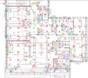 CAD-Hausinstallation