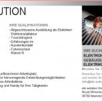 ELEKTRONIKER IN ENERGIE + GEBÄUDETECHNIK ELEKTRIKER (m/w/d)